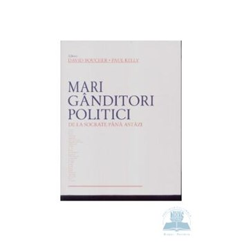 Mari ganditori politici - David Boucher, Paul Kelly