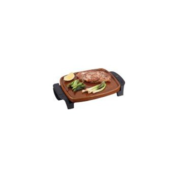 Gratar Jata Teracotta Small Grill GR208, 550W
