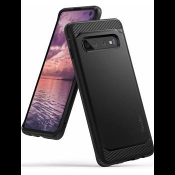 Protectie Spate Ringke Onyx 8809628569256 pentru Samsung Galaxy S10e Lite (Negru)