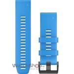Curea ceas Garmin Quickfit 26 mm Albastru 010-12741-02