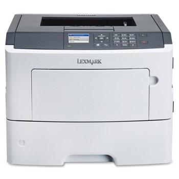 Imprimanta Laser Monocrom Lexmark MS610dn Duplex Retea A4 ms610dn