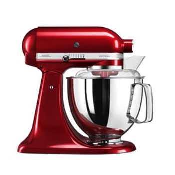 Mixer Artisan 4.8L, Model 175, Candy Apple - KitchenAid