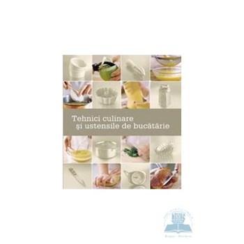 Tehnici culinare si ustensile de bucatarie 973-724-219-8