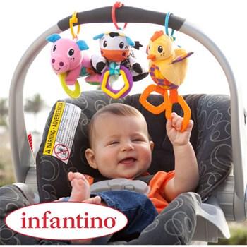 Set 3 Jucarii Bebe Barn