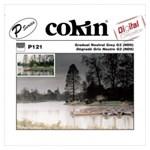 Cokin P121 Gradual Grey G2 (ND8)