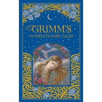 Grimm's Complete Fairy Tales (Barnes & Noble Leatherbound Editions)
