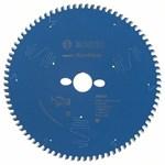 Panza circular taiere aluminiu Expert 250x30x2.8/2x80 T Bosch
