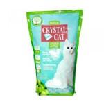 Pachet 3 x Nisip Crystal Cat Mar Verde, 1.75 kg