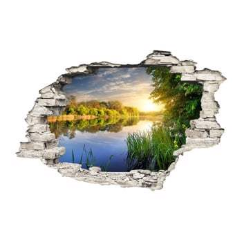 Autocolant pentru perete Ambiance Jezero, 60 x 90 cm