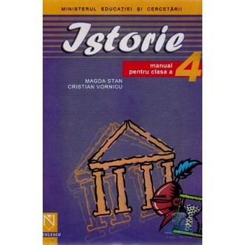 Manual istorie Clasa 4 - Magda Stan, Cristian Vornicu