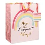 Punga pentru cadou mare - Have the happiest of days!
