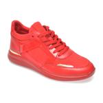 Pantofi sport ALDO rosii, Adalwin600, din material textil