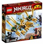 LEGO Ninjago - The Golden Dragon - 70666