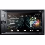 Player Auto Multimedia Sony XAVW651BT 2DIN 6.2inch BT USB Aux-in DVD XAVW651BT.EUR