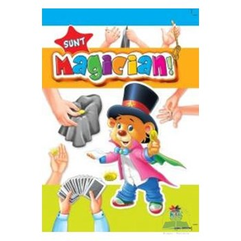 Sunt magician 978-606-600-672-9