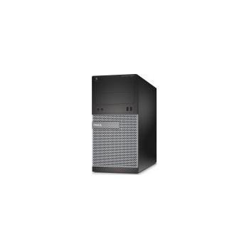 Sistem desktop Dell OptiPlex 3020 MT, Procesor i5-4590, 8GB, 500GB
