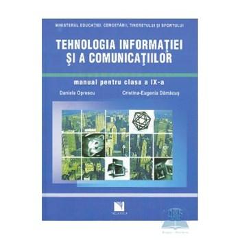 Tehnologia informatiei si a comunicatiilor clasa 9 - Daniela Oprescu, Cristina-Eugenia Damacus