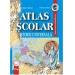 Atlas Scolar De Istorie Universala - Angela Balan Ovidiu Ionita 973-30-2535-6