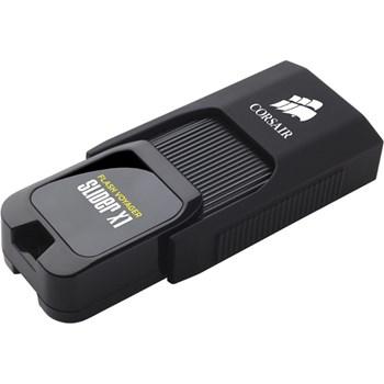 USB Flash Drive Corsair Voyager Slider X1 128GB USB 3.0 Negru cmfsl3x1-128gb