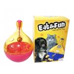 Jucarie Interactiva Eat&Fun pentru Caini si Pisici