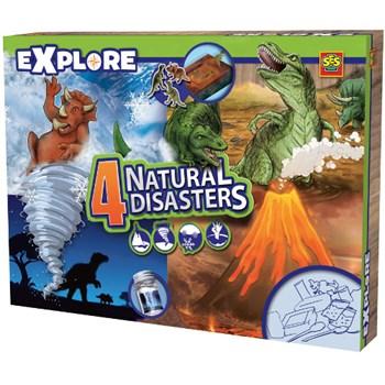 Explore - 4 Dezastre Naturale
