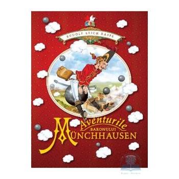 Aventurile baronului Munchhausen - Rudolf Erich Raspe 978-606-600-263-9
