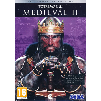 Medieval 2 Total War - The Complete Collection PC