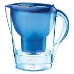 Cana de filtrare apa Brita Marella XL BR100317, 3.5 l, Albastru