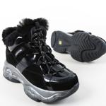 Pantofi Sport Lynn Negri