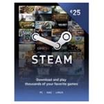 Joc Valve Corporation STEAM WALLET 25 EURO (CD KEY)