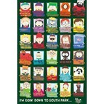 Poster maxi - South Park Quotations