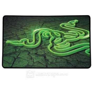 Mouse pad Razer Goliathus Control Fissure Edition, Small (Negru/Verde)