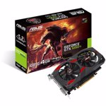 Placa Video ASUS GeForce GTX 1050 Ti Cerberus A4G, 4GB, GDDR5, 128 bit