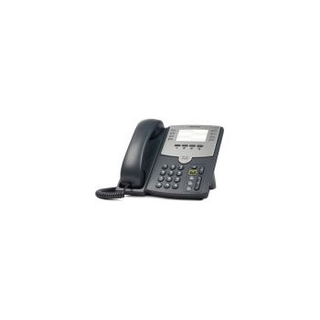 Telefon IP Cisco SPA501G cu PoE si PC Port spa501g
