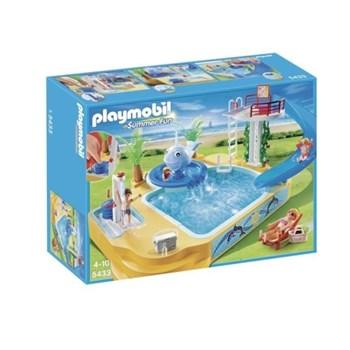 Piscina pentru copii, PLAYMOBIL Summer Fun