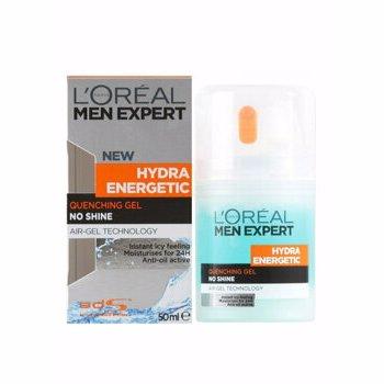 Gel hidratant L'Oréal Paris, Men Expert, 50 ml