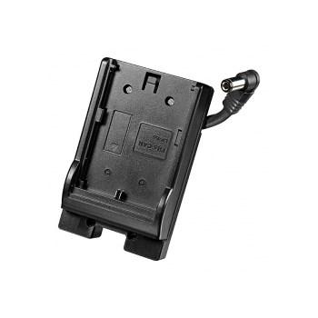 Dedolight DLOBML-PBC1 - adaptor acumulator Canon LP-E6 pentru Ledzilla DLOBML
