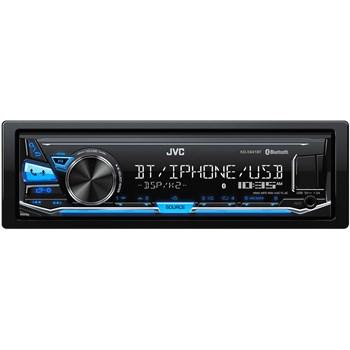 MP3 player auto JVC KD-X341BT, 4x50W, USB, AUX, Bluetooth