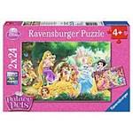 Puzzle Palace Pets,2x24 pcs