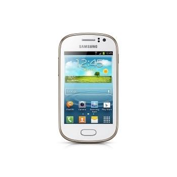 Telefon Mobil Samsung Galaxy Fame S6810 (Alb)