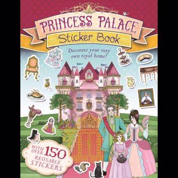 Princess Palace Sticker Book