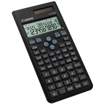 Office calculator Canon F718SGABK 10 Digit, 27.00cm x 13.50cm x 2.00cm, Albastru