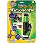 Aventuri in aer liber - Microscop