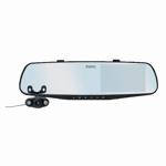 Camera auto DVR Xblitz Park View  Full HD  unghi de filmare 140°  senzor G  dubla  functie SOS  neagra