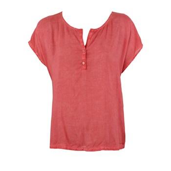 Tricou Vero Moda Maya Dark Pink