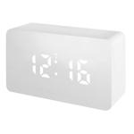 Statie meteo Bresser MyTime W RC, termometru, alarma, LED alb