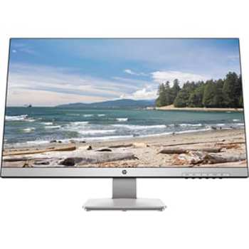 "Monitor LED TN HP 27"", WQHD, Display Port, Argintiu, 27q"