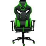 Scaun gaming Inaza Predator negru-verde