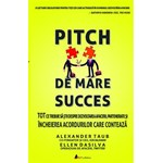 Pitch de mare succes - Alexander Taub, Ellen Dasilva