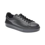 Pantofi CLARKS negri, HERO LITE LACE, din piele naturala